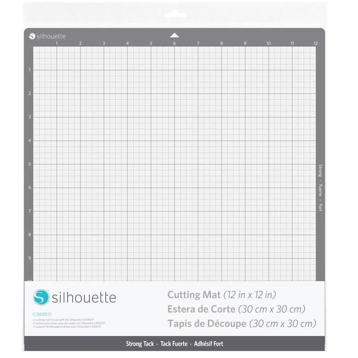 Schneidematte Stark klebend für SILHOUETTE CAMEO® 12 x 12 inch