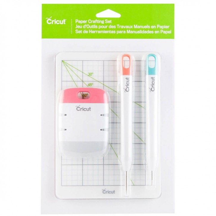 Cricut Paper Crafting Set Werkzeugset