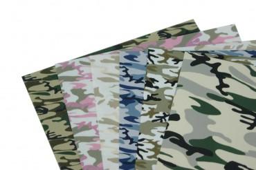 DesignFlex Army Camouflage Look A4