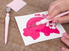 Tool Kit Werkzeug Set Pink