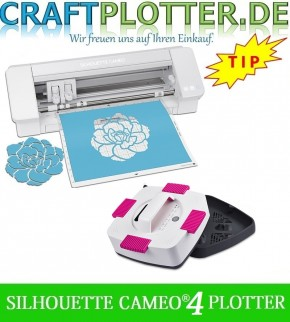 SILHOUETTE CAMEO® 4 AKTION 3 plus iXpress