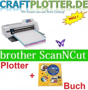 Brother CM300 Scan-N-Cut plus Buch