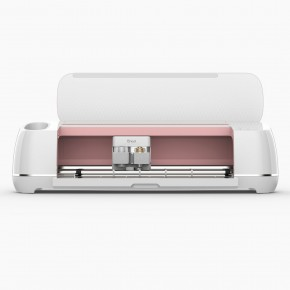 Cricut Maker Rosé plus Textil Flexfolien-Set