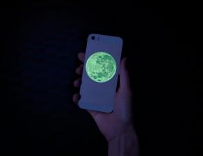 Nachtleuchtende Sticker bedruckbar