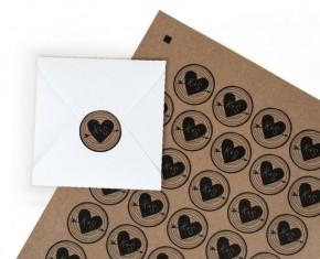 Craft Sticker Papier bedruckbar 8er Pack