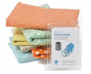 Silhouette Textil-Messer/Halter